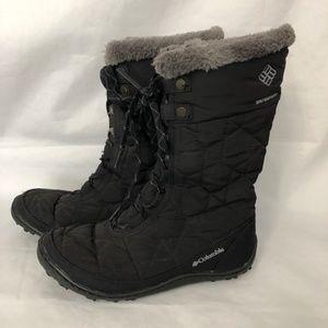 Columbia Minx Mid ll Omni-Heat Snow Boots Size 6